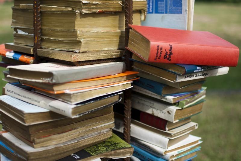 Kauniečiai dalysis perskaitytomis knygomis