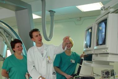 Klaipėdiečiui – Metų kardiologo titulas