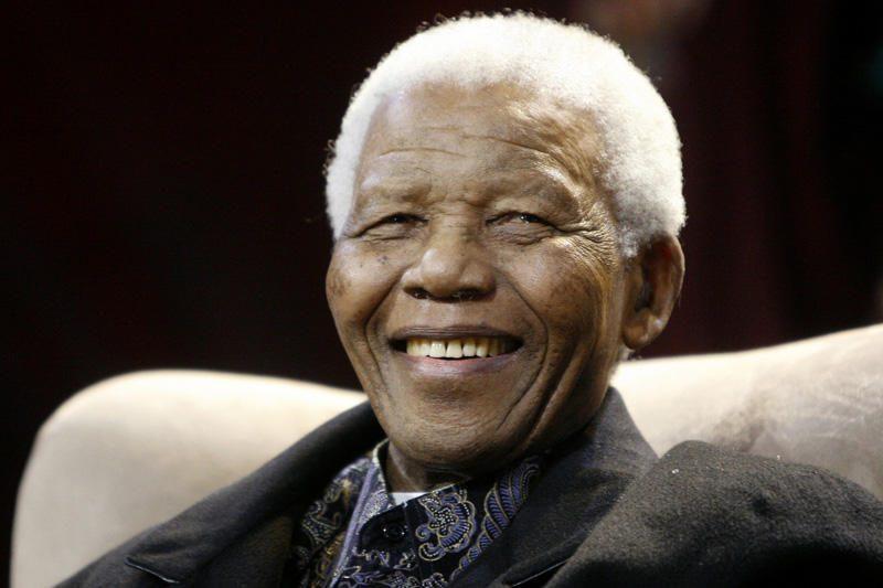 N. Mandela sveiksta namuose ir jau jaučiasi geriau