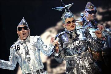 "Verka Serdiučka ""Eurovizijoje"