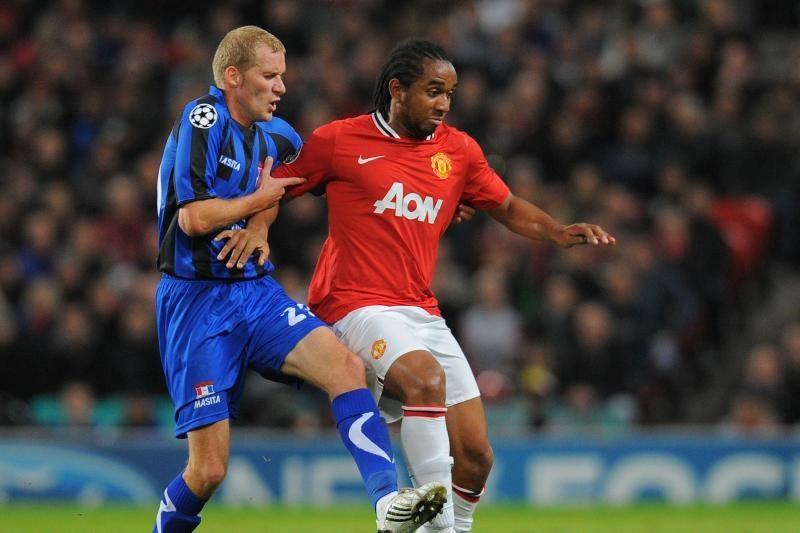 """Andersonas """"Manchester United"""" nepadės iki vasario"""