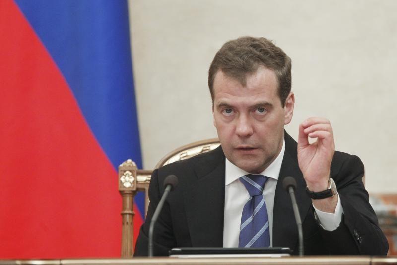 Rusija skundžiasi dėl Kipre blokuojamų vyriausybės sąskaitų