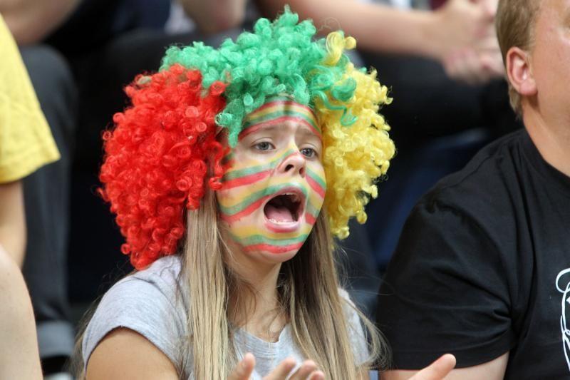 Lietuva Londono olimpinėse žaidynėse smuktelėjo į 43-ąją poziciją