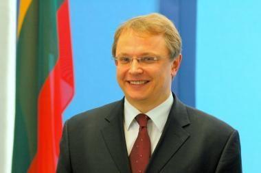 Užsienio reikalų viceministru paskirtas E.Meilūnas