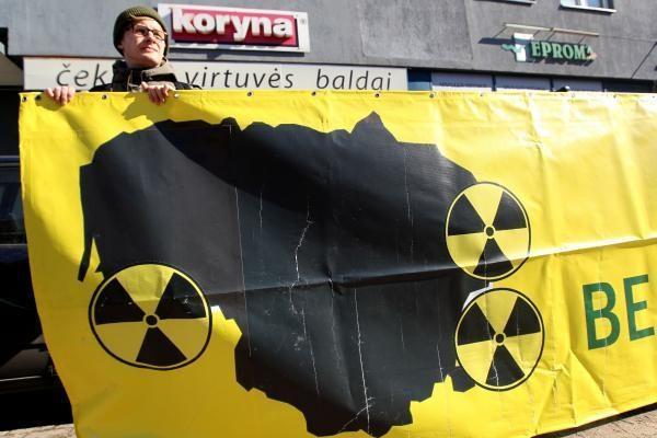 Specialiųjų tarnybų vadovai siūlo rimčiau reaguoti į kaimynystėje statomus branduolinius objektus