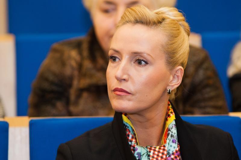 Į susisiekimo viceministrus teikiama Ž. Pinskuvienės kandidatūra