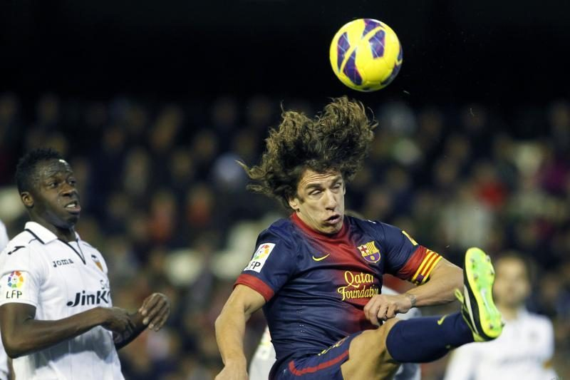"""Abejotinas arbitro sprendimas """"Barcelona"""" išgelbėjo nuo pralaimėjimo"""