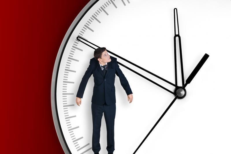 Amžius, akys ir paros bioritmą diktuojantis laikrodis smarkiai susiję