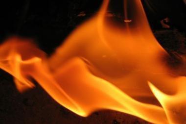 Kazlų Rūdoje gaisre žuvo keturi žmonės