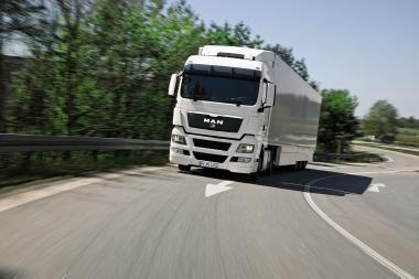 Lietuvoje - antras pagal dydį sunkvežimių pardavimų augimas Europoje