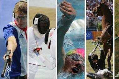Planetos šiuolaikinės penkiakovės taurės etape lietuviai - toli nuo lyderių