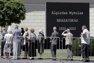 A.Brazausko asmenybė - kauniečių akimis
