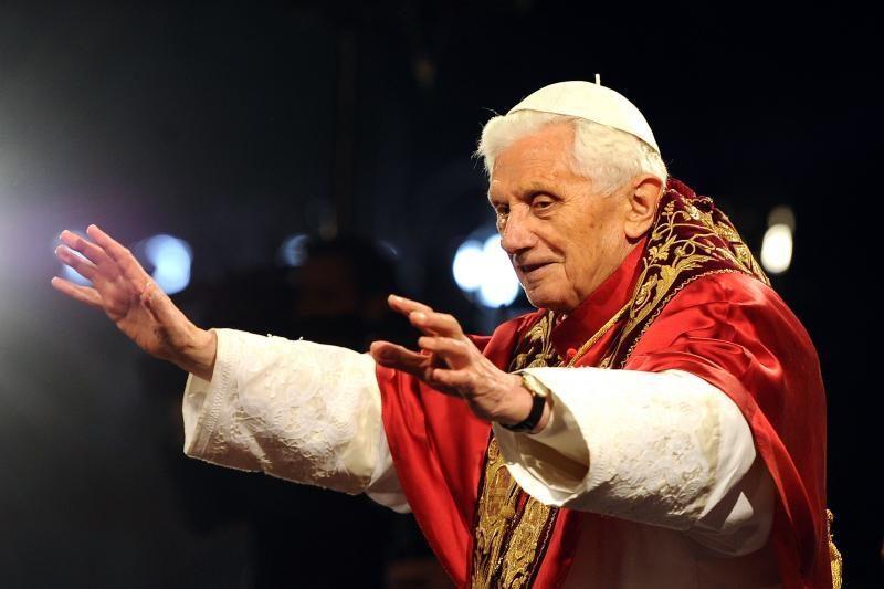 Vatikanas Didįjį penktadienį gynė šeimos vertybes
