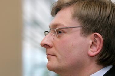 VMI vadovas skundžia R.Boreiką generaliniam prokurorui