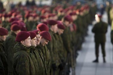 Lietuvos kariuomenės jubiliejui – paroda