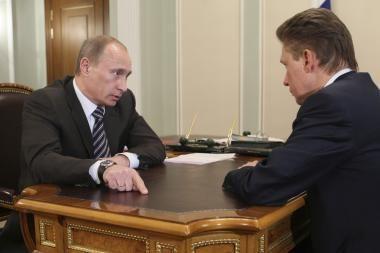 Ko dujų kare siekia Kremlius