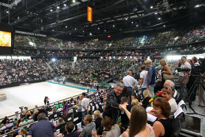 Sirgaliams – galimybė įsigyti bilietus į trejas Eurolygos rungtynes