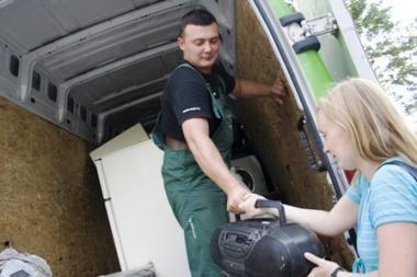 Aplinkos ministerija veržia kilpą atliekų tvarkytojams