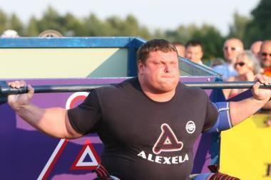 Ž.Savickas - geriausias Lietuvos neolimpinių sporto šakų atletas