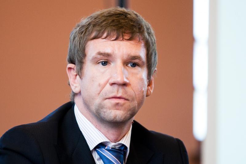 """V.Antonovas Rygoje aptarė situaciją dėl """"Snoro"""""""