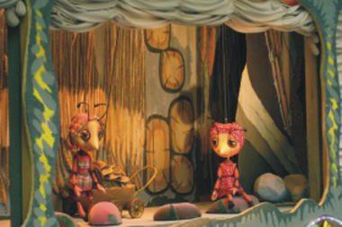 Panevėžio lėlių vežimo teatro gastrolės – tarptautiniame festivalyje