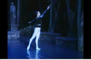 Žavusis ispanų baleto šokėjas I.Yebra vienintelį vakarą šoks Vilniuje