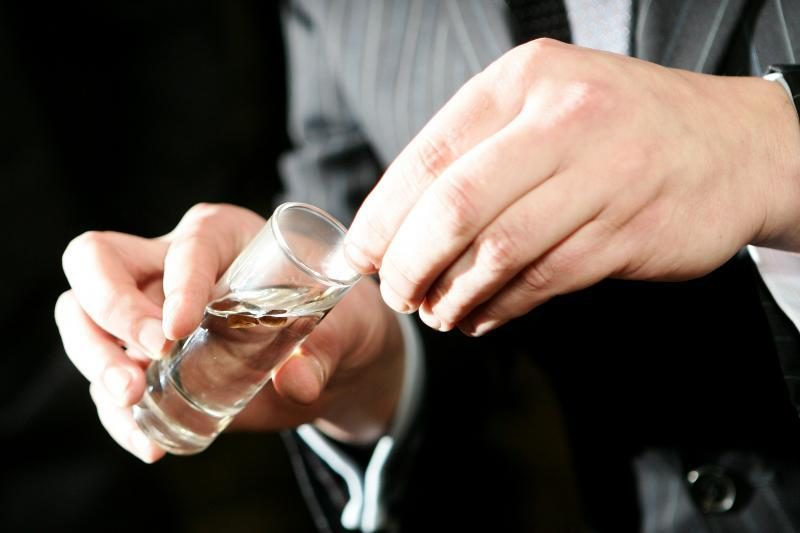 Alkoholikas: Aš esu raugintas agurkėlis ir šviežiu niekada nebūsiu
