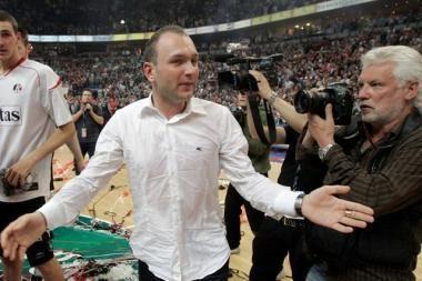 """Dėl J.Sinicos ieškinio areštuota """"Lietuvos ryto"""" arena (papildyta)"""