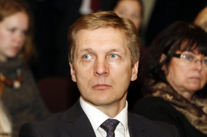 Klaipėdos uostui nuo antradienio vadovaus A. Vaitkus