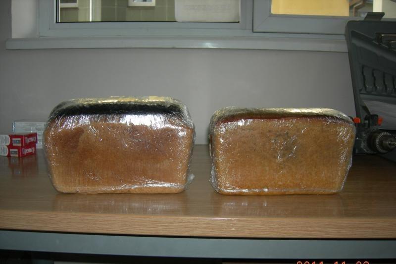 Duonos kepaluose – cigarečių kontrabanda