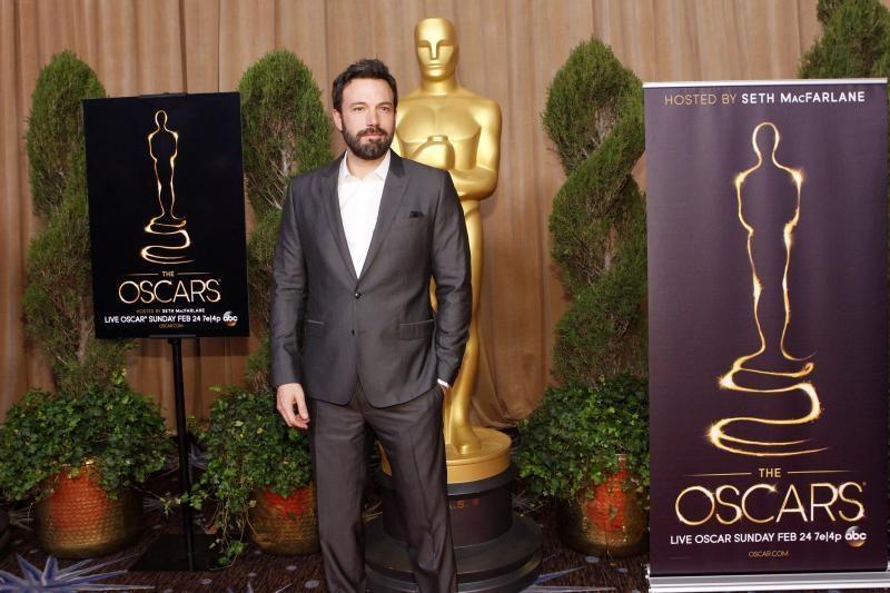 """Prieš """"Oskarų"""" įteikimą sėkmė prognozuojama B. Afflecko juostai"""