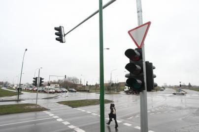 Kaune įjungiami nauji šviesoforai