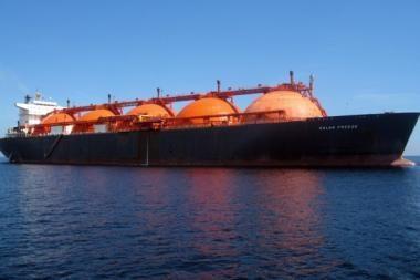 A.Sekmokas: Lietuva ketina įsigyti tanklaivį su dujinimo įranga