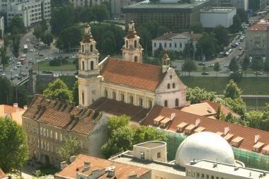 Vilnius – tarp pigiausių Europos sostinių