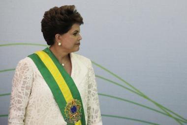 Brazilijoje prisaikdinta pirmoji prezidentė moteris