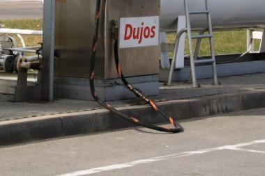 Siūlo apmokestinti buitines dujas