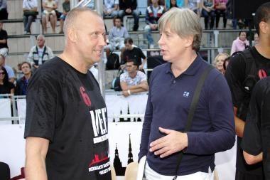 Ryga tikisi VTB lygos finalo ketverto turnyro