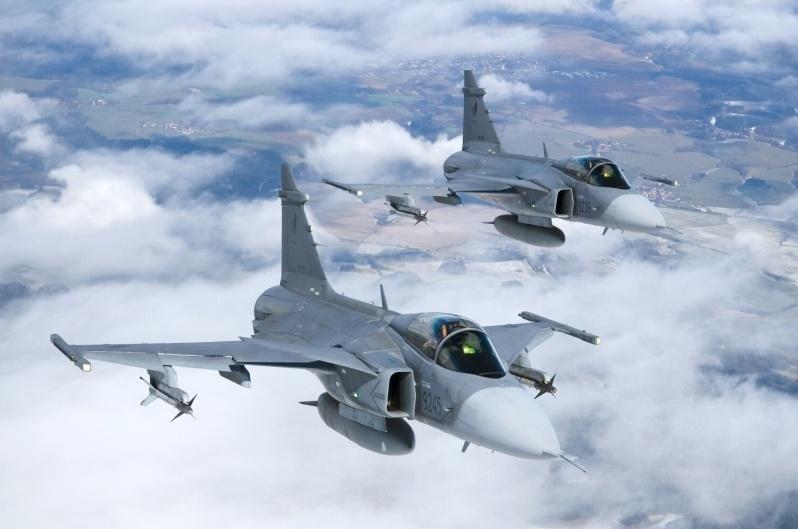 Vengrija 2015 metais žada prisidėti prie Baltijos šalių oro policijos