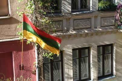 Lietuviai nežino savo vėliavos