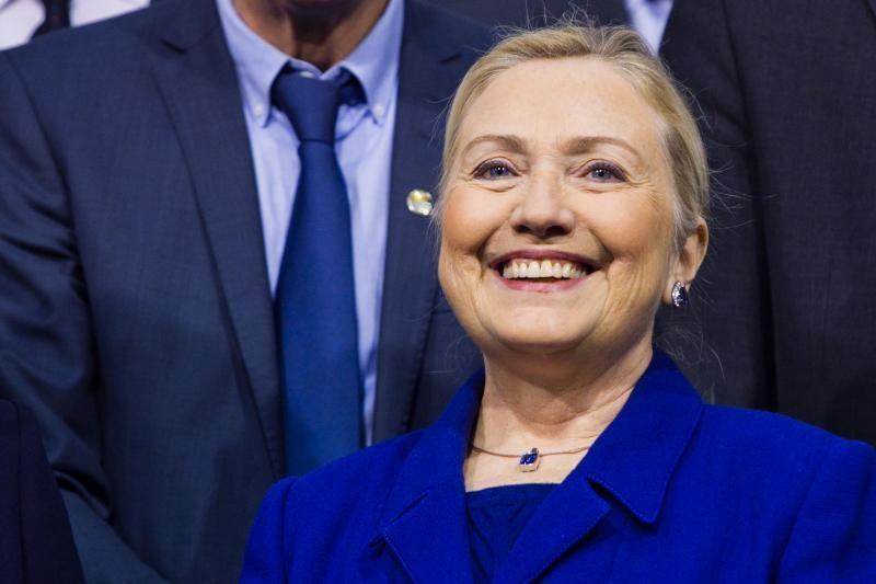 H.Clinton aplankys Turkiją, Skandinaviją ir Gruziją