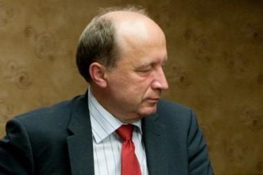 A.Kubilius: ekonomika didžiausias bėdas atlaikė