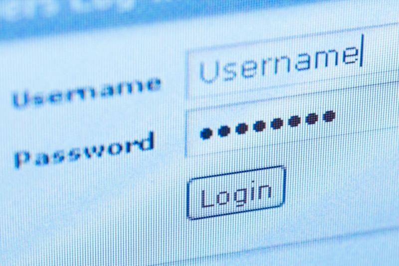 """Populiariausi slaptažodžiai išlieka """"password"""" ir """"123456"""""""