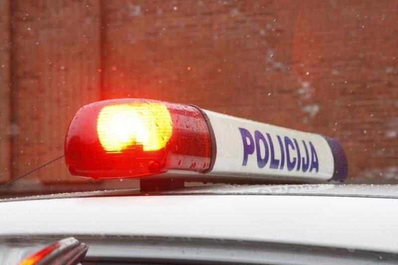 Sulaikyta Klaipėdos gyventojus terorizavusi gauja