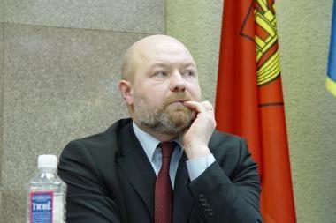 E.Gentvilas nesulaukė kvietimo grįžti į Klaipėdos miesto tarybą