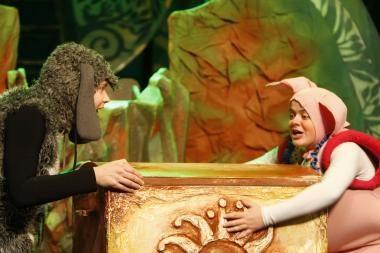 Atrasti lobį teatrui padėjo publika