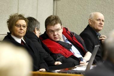 Šaltis įsisuko ir tarp Klaipėdos politikų