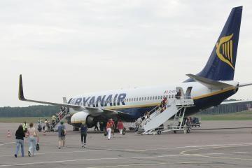 Rekordiniai skrydžių bendrovių rezultatai