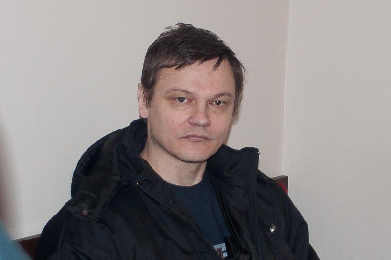 Už pedofiliją 18 metų kalėti nuteistas S.Vitkus prašo jį išteisinti