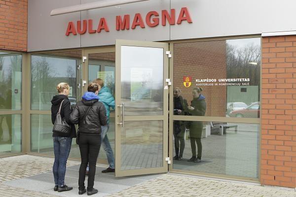 Sudaryta Klaipėdos universiteto taryba