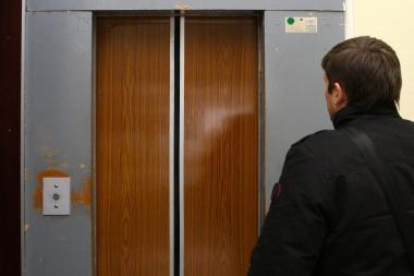 Sostinėje sulaikytas liftų įrangos vagis